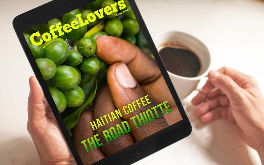 Revisiting Haitian Coffee in the latest Issue – Extracted Magazine