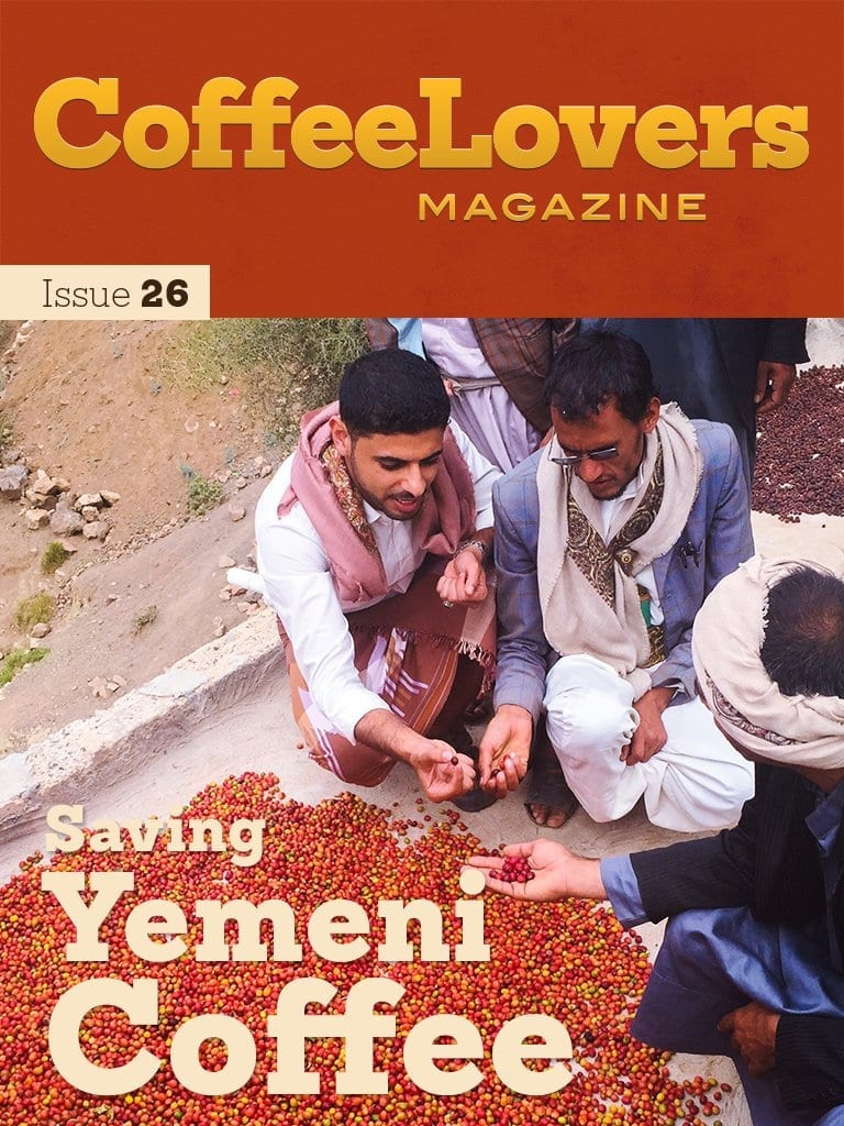 Issue 26 – Saving Yemeni Coffee