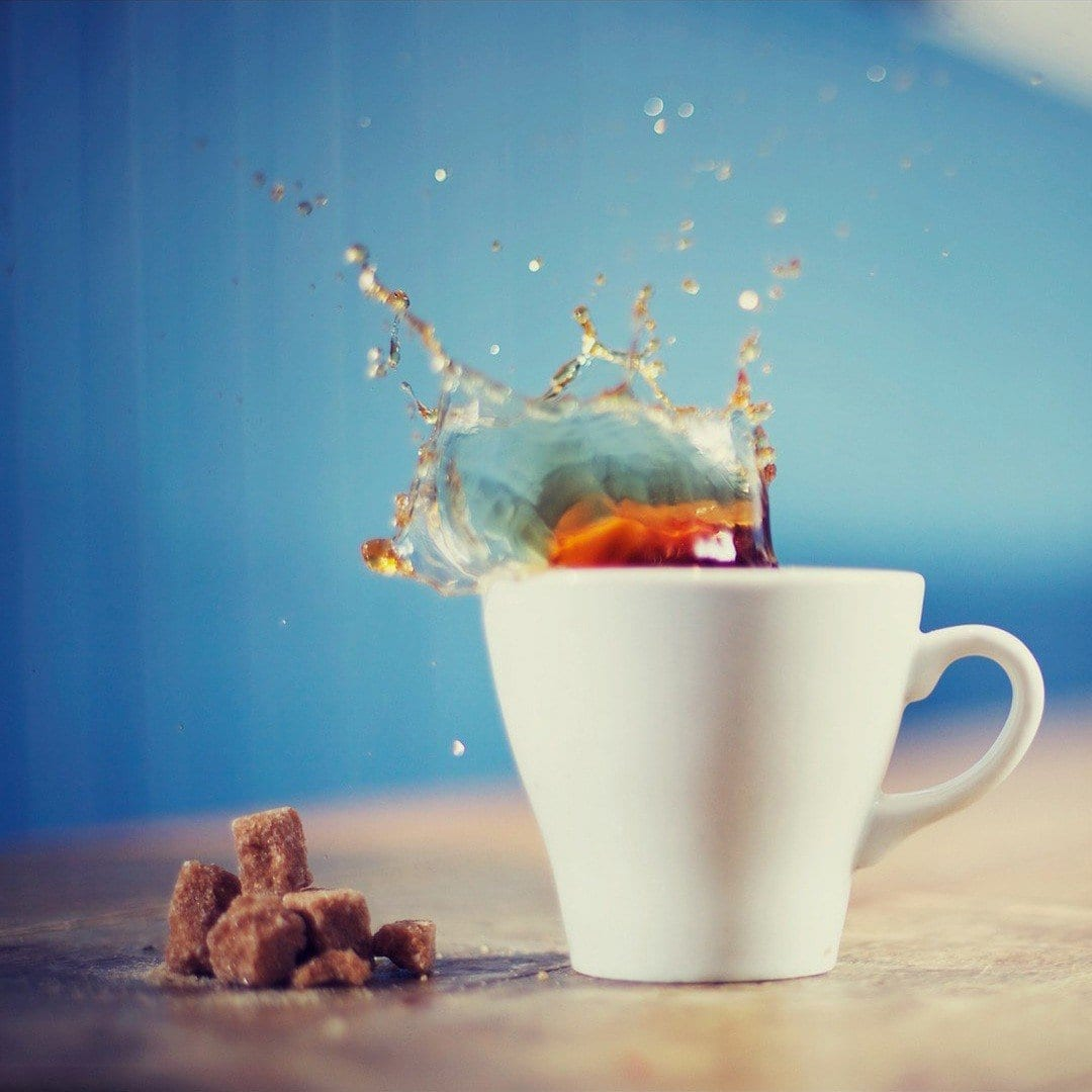 Coffee Magazine - Coffee Splash - Sugar in Coffee