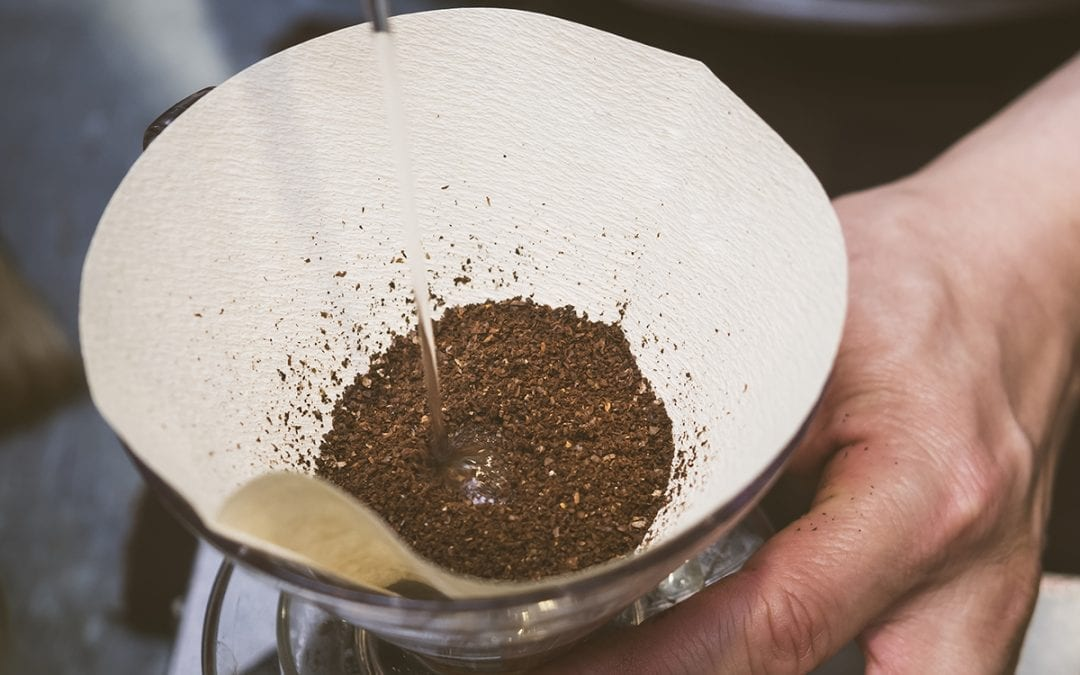 The Bloom – Do This One Thing When You Brew Coffee