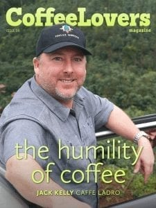 Coffee Magazine - Jack Kelly - Caffe Ladro