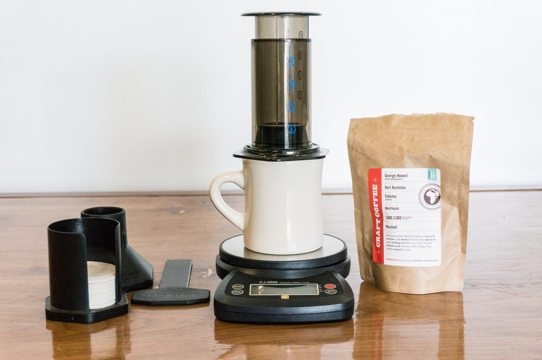 The Aeropress - Coffee Magazine