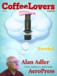 Coffee Magazine - Aeropress - Alan Adler