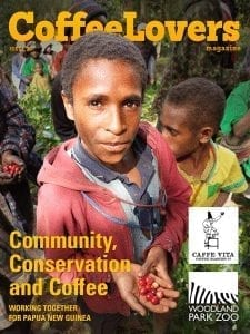 Coffee Magazine - TKCP - Caffe Vita - Woodland Park Zoo