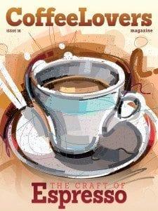 coffee magazine - espresso