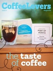 coffee taste - coffee magazine - how to taste coffee