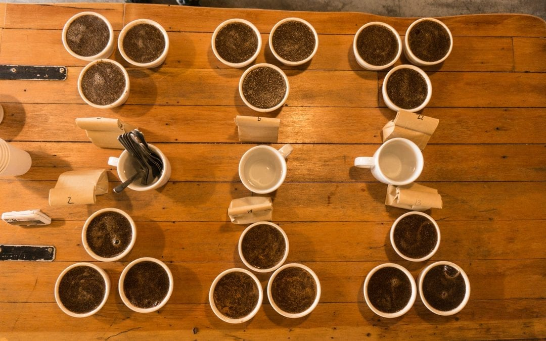 The Daunting Unapproachability of Cupping Coffee