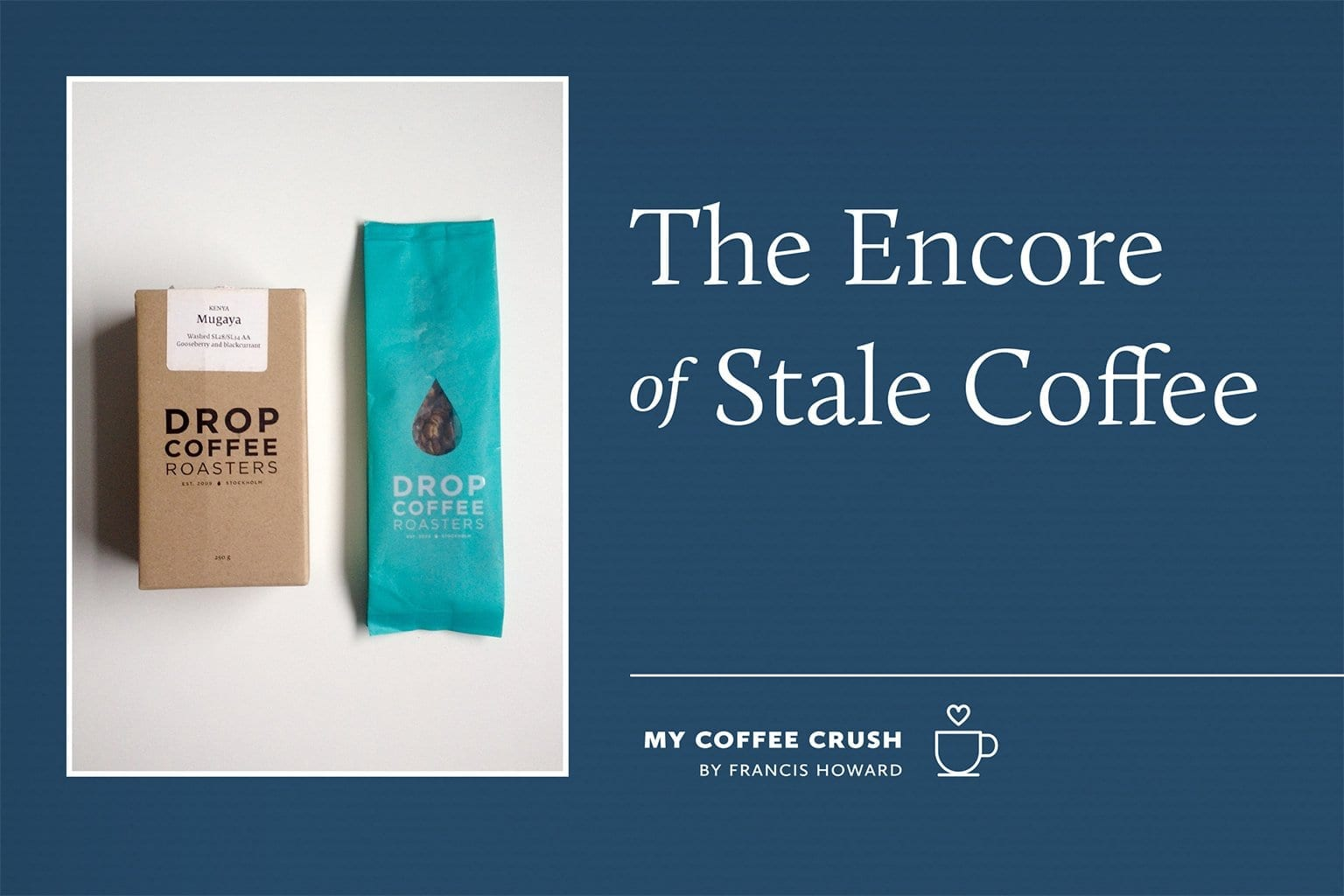 Can Stale Coffee be Good?