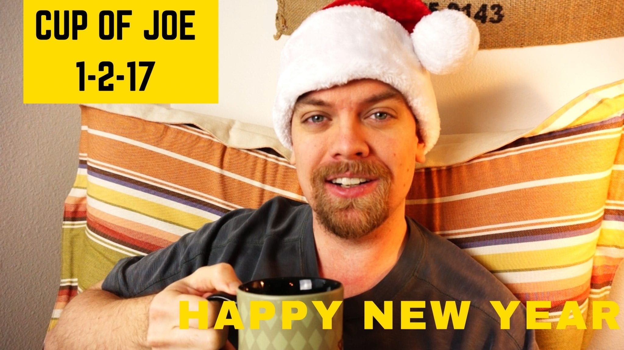 Happy New Year - Cup of Joe - Coffee Lovers Magazine