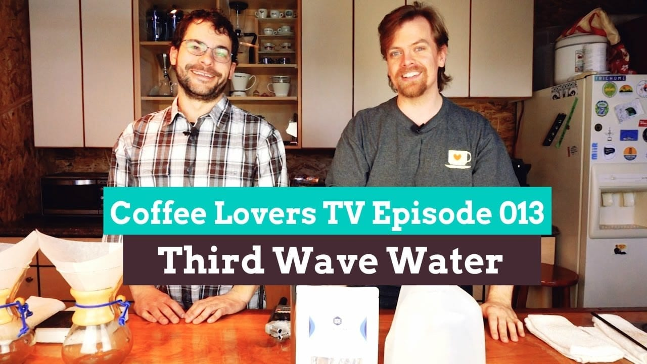 Better Water For Brewing Coffee - Third Wave Water
