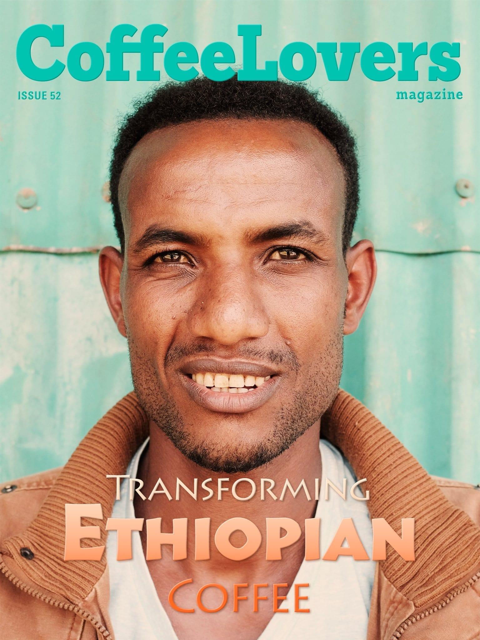 Ethiopian Coffee - Harar - Coffee Lovers Magazine Issue 52