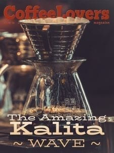 How to Kalita Wave - Coffee Lovers Magazine Issue 53