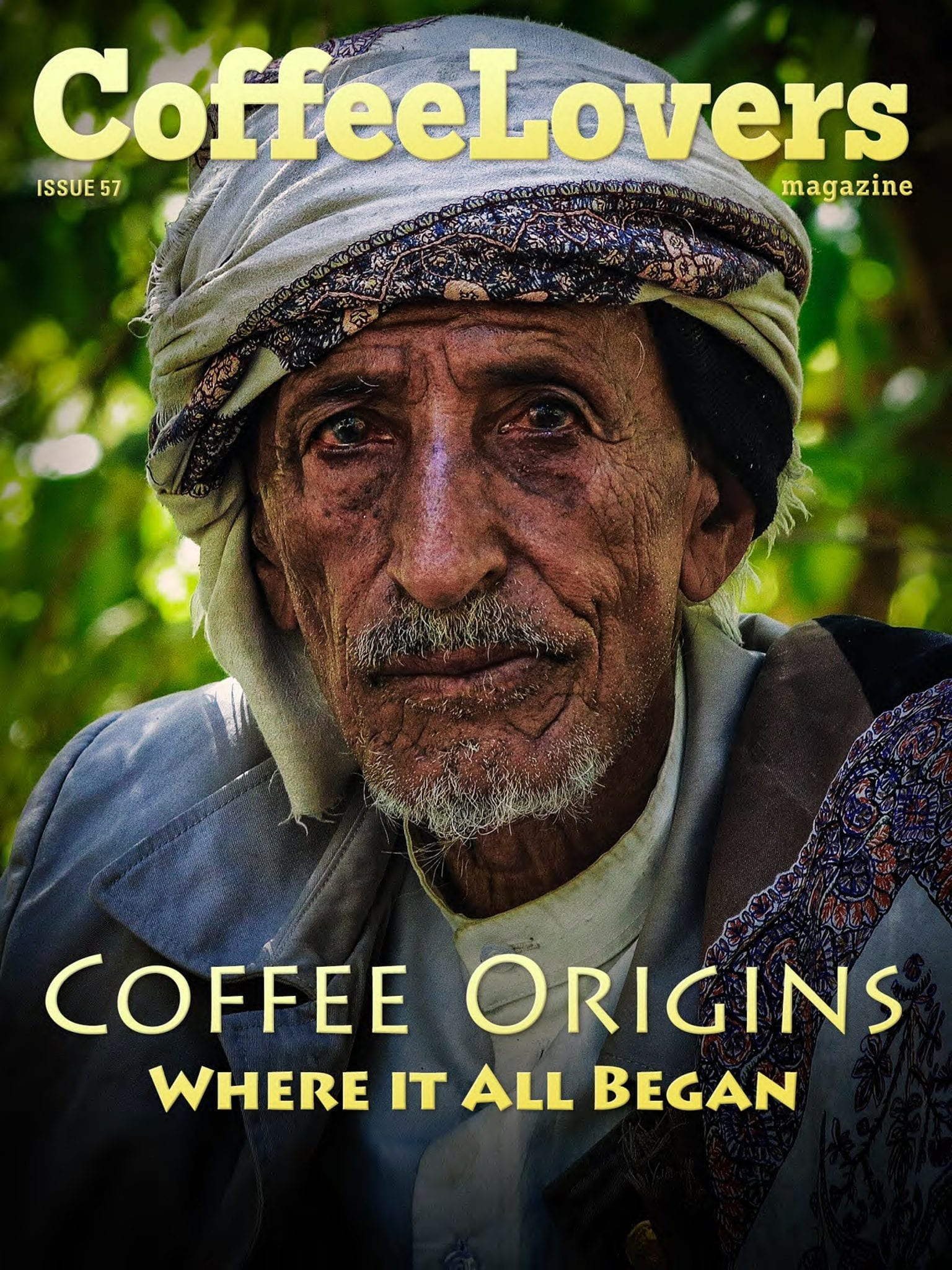 Coffee Origins: Where it all Began – Issue 57