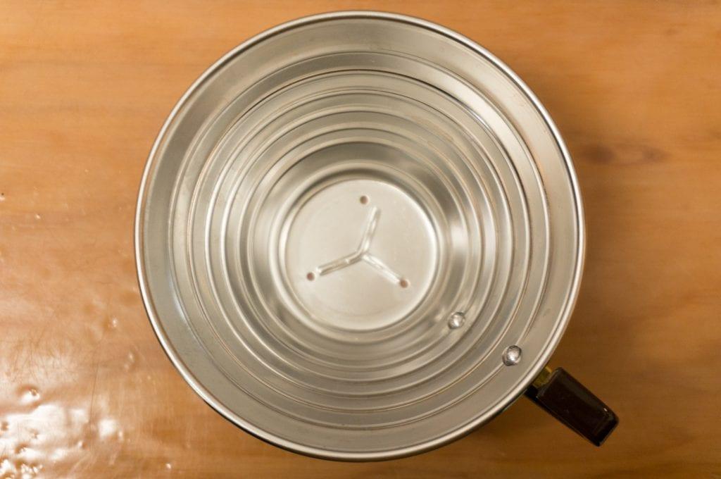 Metal Wave - 3 holes