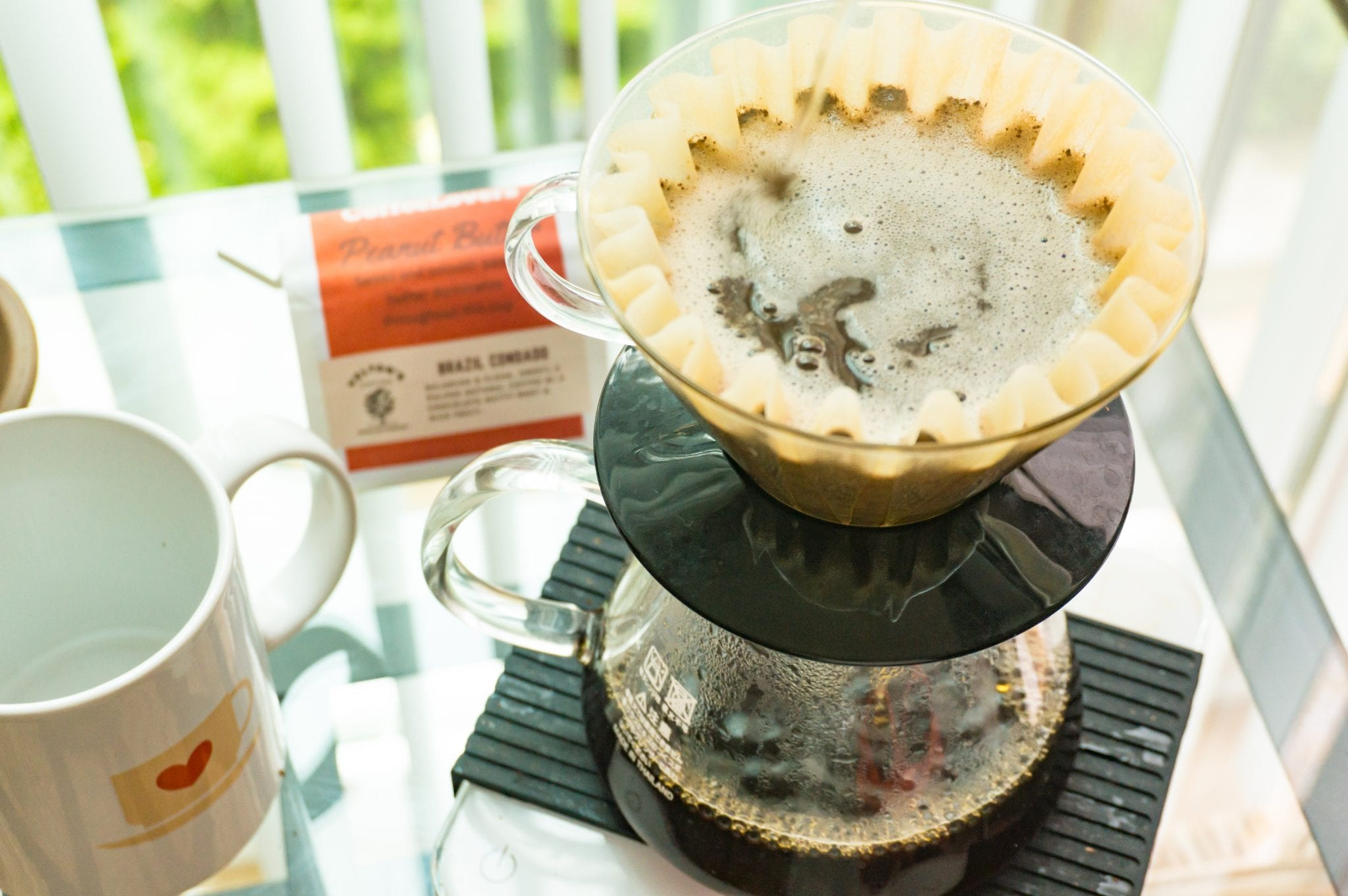 Kalita Wave Brewing