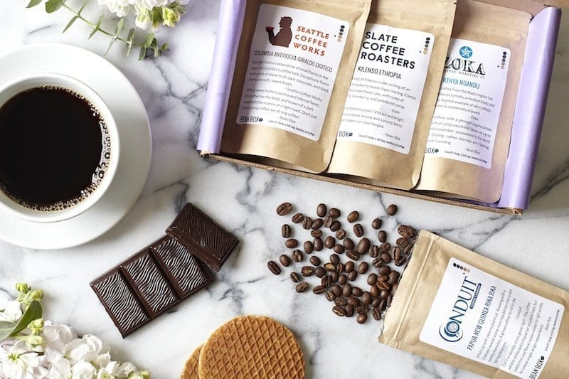 Bean Box Coffee Sampler - Coffee Subscription - Beanbox