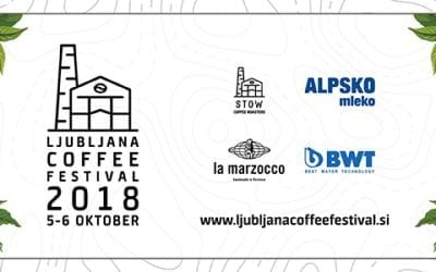 The Ljubljana Coffee Festival – 2018