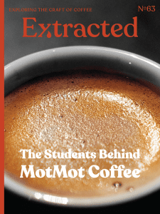 The Students Behind MotMot Coffee - Extracted Magazine