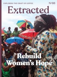 Rebuild Women's Hope - Issue 66 Extracted Magazine