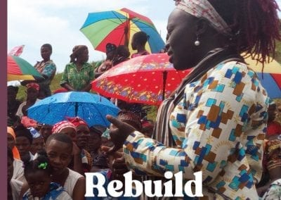 Rebuild Women's Hope – Issue 66
